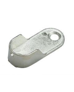 Holder til oval bøjlestang inkl. 2 skruer - Skabsdesign