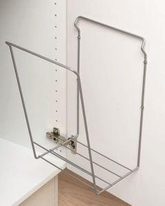 Stativ til affaldspose til montering på lågen i alle køkkener - Inkl. skruer