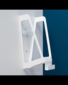 Strygejernsholder - Holder til strygejern - Lakeret Hvid - Skabsdesign