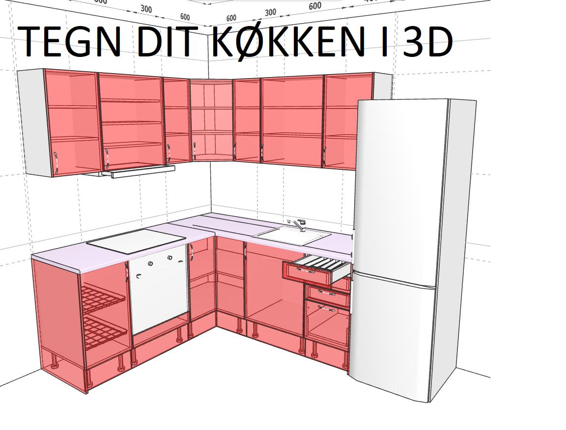 Tegn-dit-nye-køkken-online