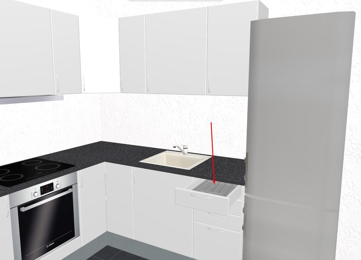 tegn dit køkken online