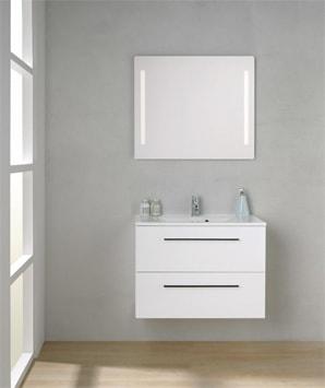 Flot Scanbad Multo+ badeværelses møbel til en super god pris